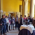 Ceremonia de Apertura. Patio del Museo de Huesca.