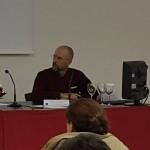 Moderador Cesc Aldabo.