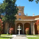 """Ceremonia de Apertura. Patio del Museo de Huesca"""""""